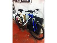 Gents muddy fox mountain bike (SOLD)