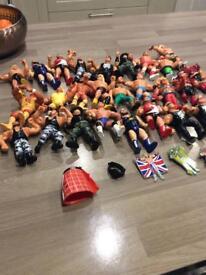 American wrestlers