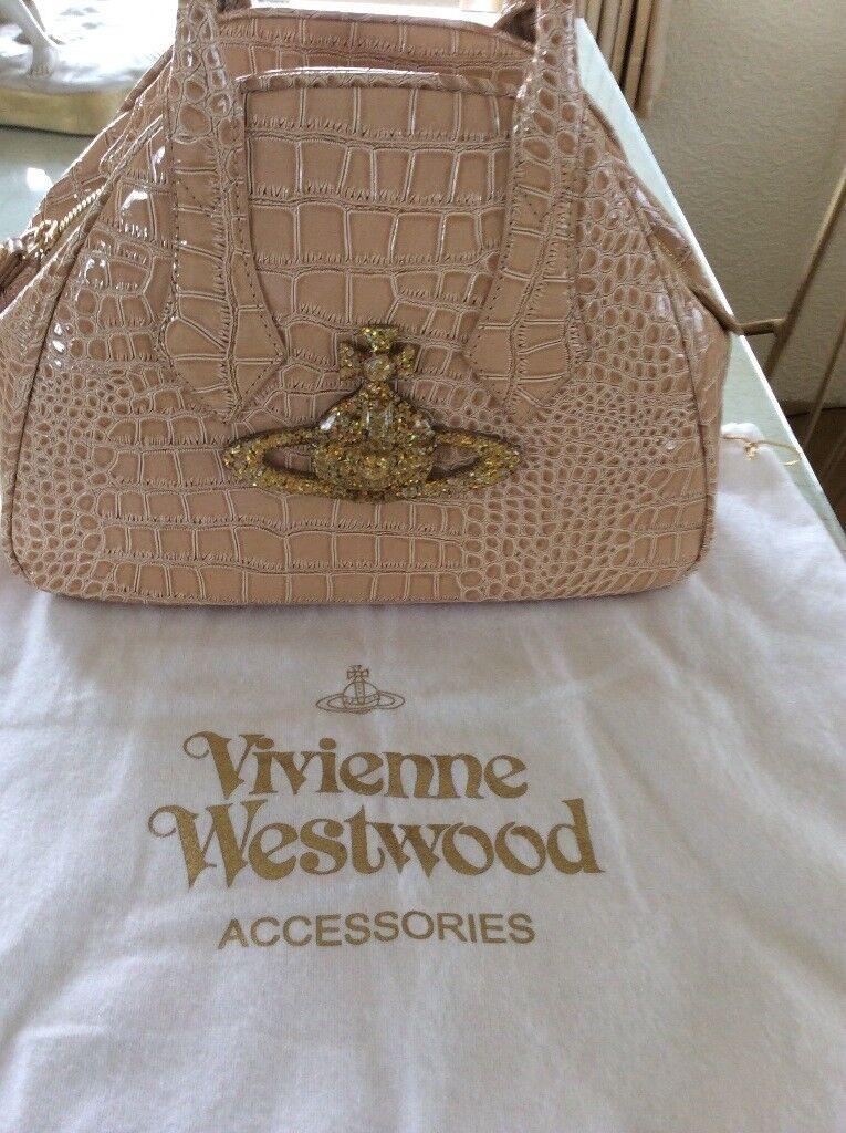 Authentic Vivienne Westwood designer bag