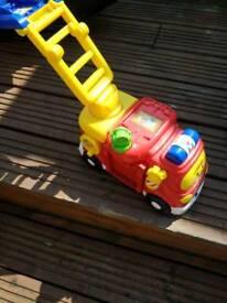 Fire engine car