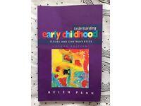 Early childhood studies BOOK - Understanding early childhood