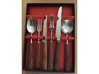 Mills and Moore vintage cutlery