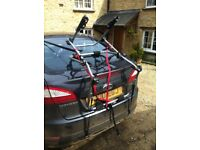 Halfords Rear Mounted Bike Rack for 2 Bike