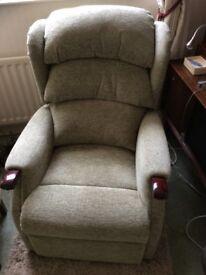 Electric recliner armchair 2017 HSL brand