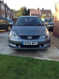 Honda Civic Sport 1.6 VTEC Petrol