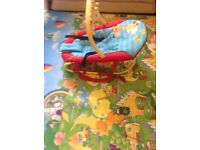 Lovely attractive Baby Bouncer !! with three adjustable mode