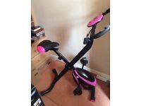 Ladies new exercise bike ( not used )
