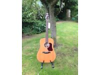 Walden CD4040 cert, acoustic guitar, all solid woods, Eco friendly/FSC certified. Superb Condition.