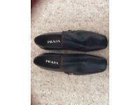 Men's Prada Shoes. Size 10. Brand new / never worn