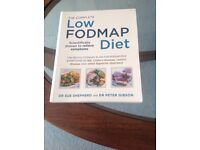 The Complete Low FODMAP Diet Book by Dr Sue Shepherd and Dr Peter Gibson