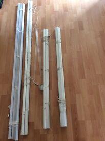 Metal Venetian blinds