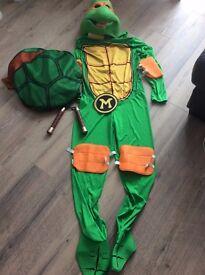 Fancy Dress Items! Ninja Turtle Penguin and Banana-man (prices in description)