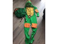 Fancy Dress Items! Ninja Turtle Penguin and Banana-man (prices in description)