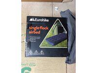 4 Eurohike airbeds