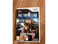 Nintendo Wii Game.