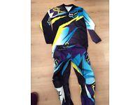 Youths Fox Motocross Kit