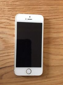 White and Gold, Unlocked, Apple 5s