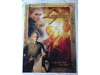 2 x 500 piece jigsaw puzzle Lord of The Rings Return of the King Aragorn & Legolas - fully complete