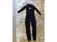 Ladies RipCurl Winter Wetsuit size 12