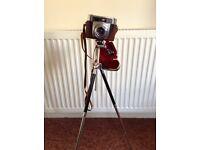 Carl Ziess 35mm camera