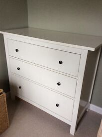 Ikea Hemnes set of drawers great condition