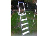 Step ladders 6ft