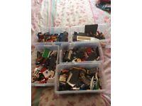Genuine City Lego mixed boxes