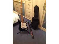 Rockwood lx90l electric guitar by Hohner