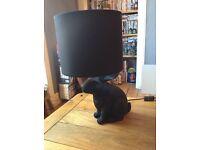 'Next' Black Rabbit Table Lamp