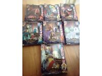 Monster High 13 wishes dolls collectible x7