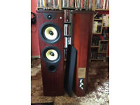 Wharfedale Evo 30 floor standing speakers - spares or repair (Price Drop)