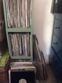 500 + vinyl records house / techno / tech house / dance music / white labels etc