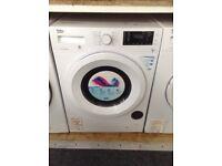 Beko white 7kg washer/ dryer. £320 RRP £369 new/graded 12 month Gtee