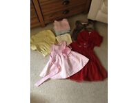 Immaculate Autumn > Winter Baby girl clothes 12-18months. 10 pieces incl. Polo Ralph Lauren & Next