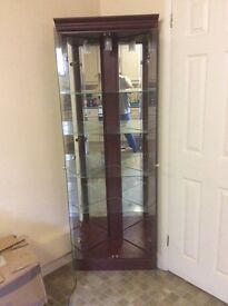 Display Cabinet, Glass shelves