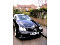 Mercedes CLK 350 AMG SPORT Price reduced for quick sale