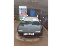 Mazda MX5 Mark1 Eunos import
