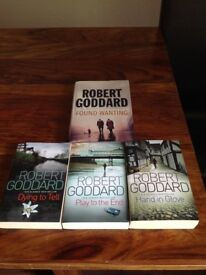 Robert Goddard Bundle
