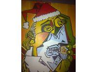Original artwork , acrylic paintings