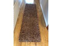 Dunelm mill wool rug/ runner EXCELLENT CONDITION