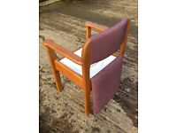 Commode chair as new condition