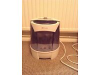 Humidifier, excellent condition. Air Purifier