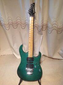Washburn Mercury series MG34 guitar. Very rare!!!!!!!