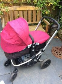 Mothercare Pram travel system