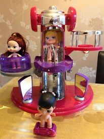 """Bratz Babyz Karaoke """"The Movie"""" Lil Concert Stage (Toys, Lego, Minion, Peppa Pig, Barbie, Disney)"""