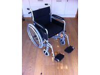 Enigma Lightweight aluminium self propelled wheelchair