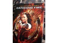 THE HUNGER GAMES CATCHING FIRE BRAND NEW
