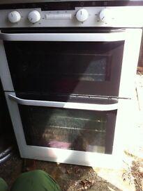 AEG electronic double oven