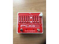 EHX POG 2 Octave Generator Pedal