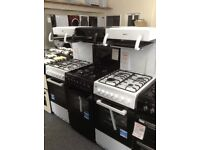 Beko high level grill single gas cooker. £270 RRP £379 new/graded 12 month Gtee